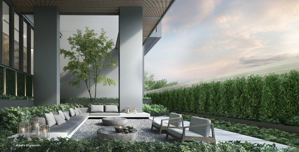 19 Nassim Site Plan Garden Lounge