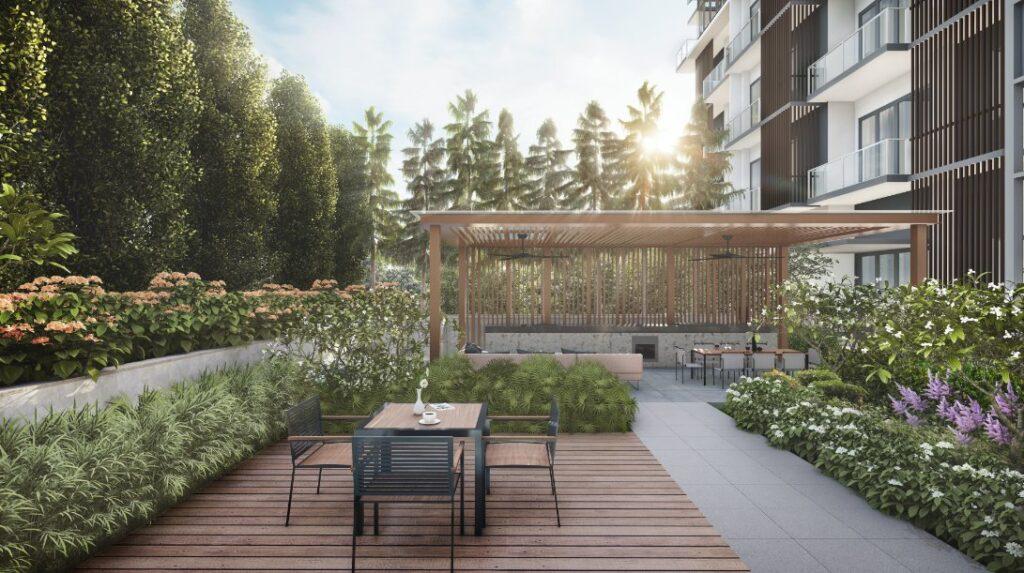 35 Gilstead Site Plan Pavilion
