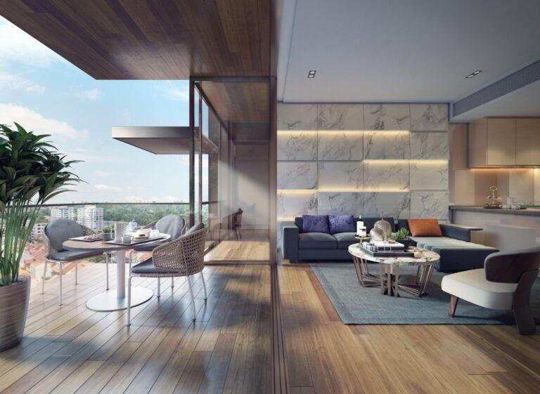 8 Hullet Floor Plan Living Room