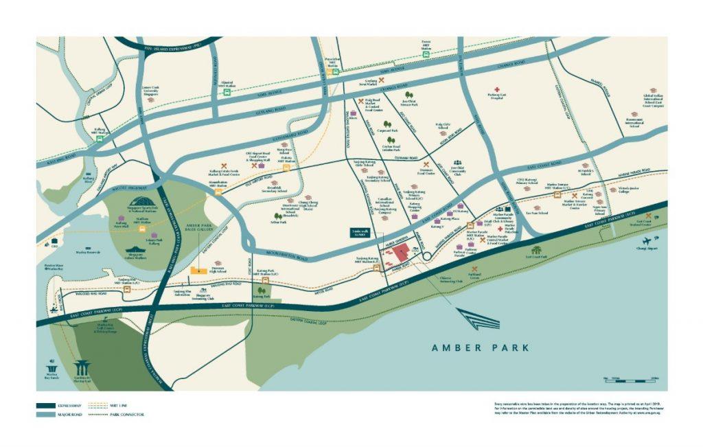 Amber Park Location