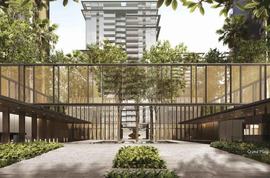 JadeScape Location Grand Plaza