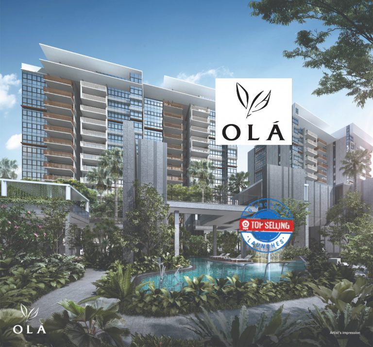 OLA executive condominium featured