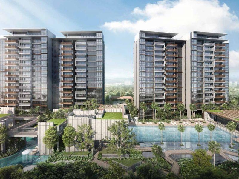 OLA Executive Condominium