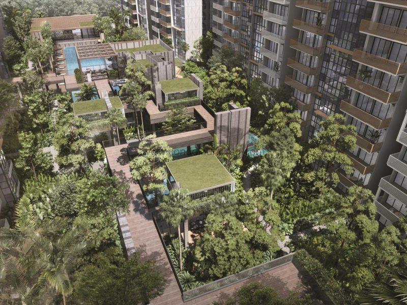 OLA Executive Condominium site plan2