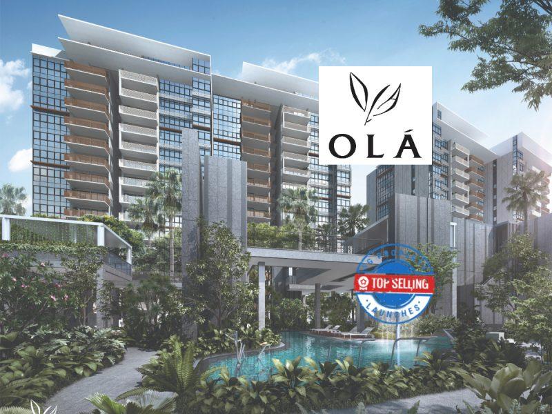 OLA executive condominium featured