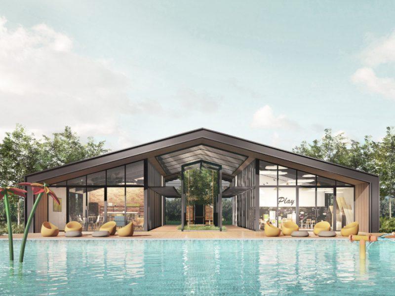 Parc Canberra Executive Condominium Clubhouse