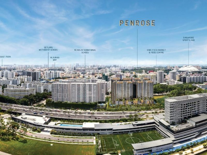 Penrose Location View