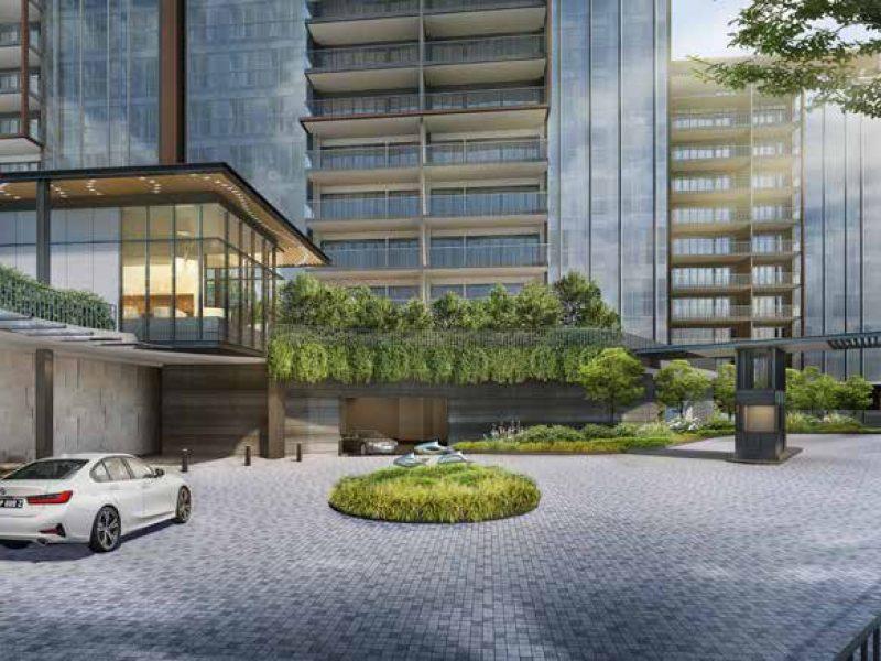 Piermont Grand Site Plan Grand Arrival