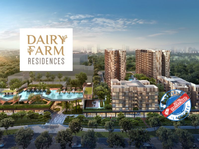 dairy farm residence location view featured